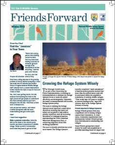 Friends Forward Winter 2013